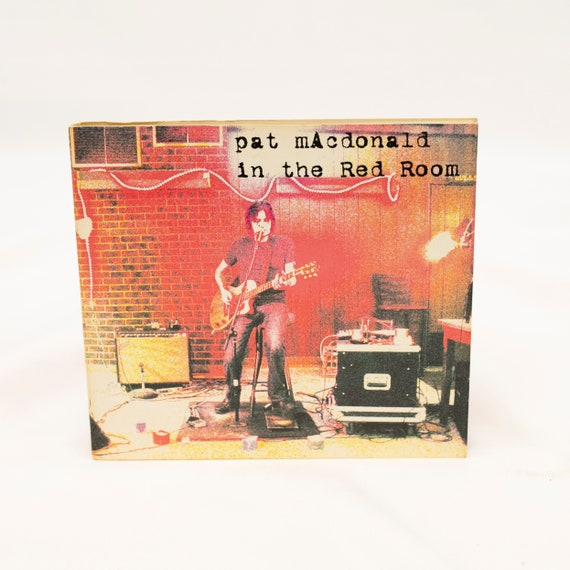 Pat Macdonald : In The Bedroom - Vintage CD Album