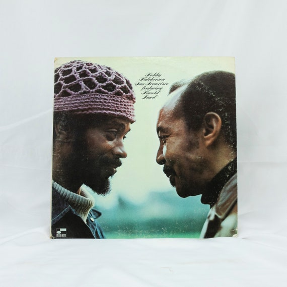 Bobby Hutcherson : San Francisco featuring Harold Land - Vintage Vinyl Album
