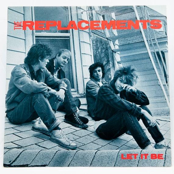 The Replacements original first British UK pressing vinyl record album NM