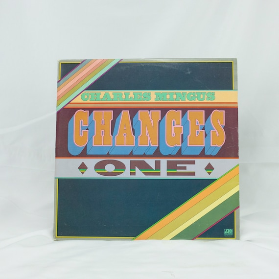 Charles Mingus : Changes One - Vintage Vinyl Album