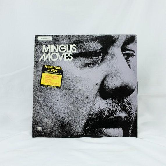 Charles Mingus : Mingus Moves - Vintage Vinyl Album
