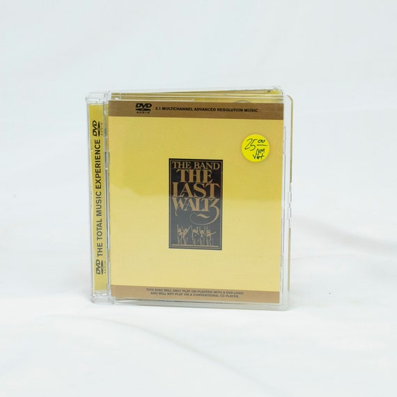 The Band : The Last Waltz - DVD