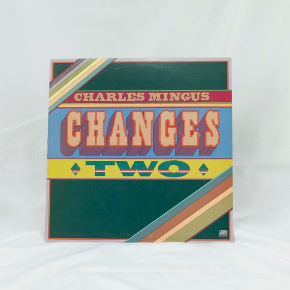 Charles Mingus : Changes Two - Vintage Vinyl Album