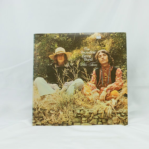 The Incredible String Band : Wee Tam - Vintage Vinyl Album