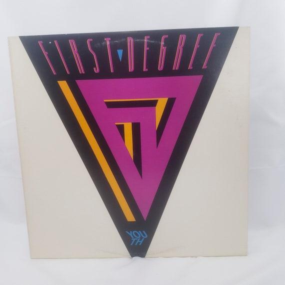 First Degree : Youth - Vintage Vinyl Album