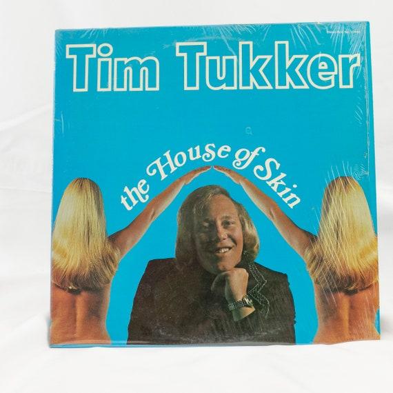 Tim Tukker : The House of Skin - Vintage Vinyl Album