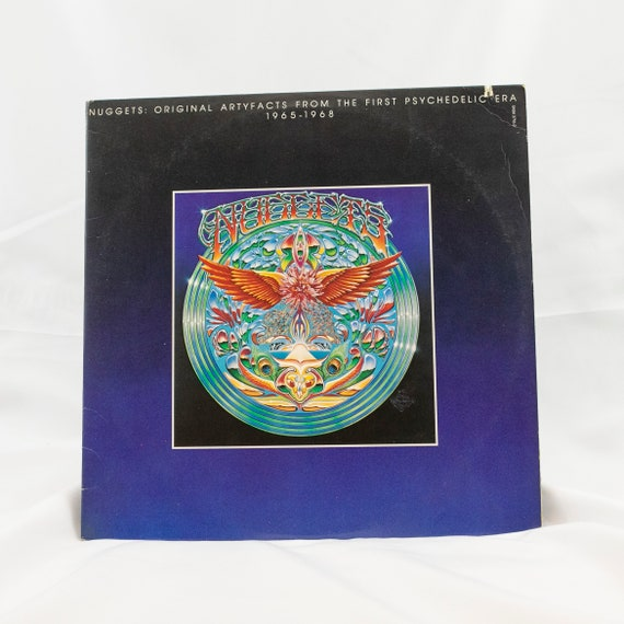 Nuggets : Original Artyfacts From The First Psychedelic Era 1965-1968 - Vintage Vinyl Album