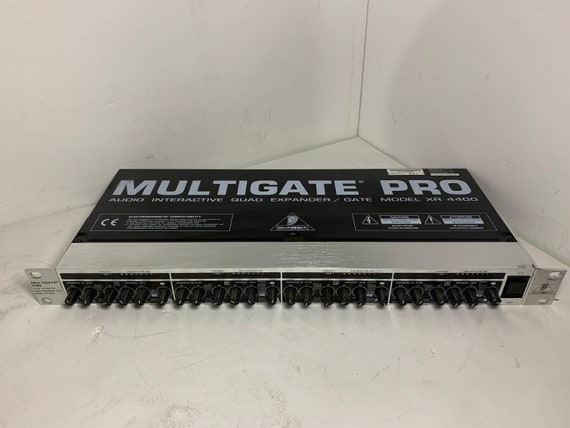 Behringer XR 4400 MULTIGATE PRO Rack Mount noise gate
