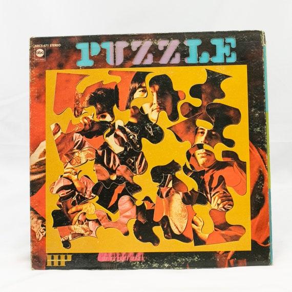 Puzzle - Vintage Vinyl Album