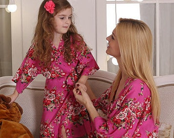 a9f2c19ee3 Mother Daughter Matching Robes