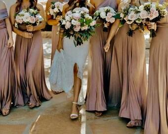 c31c74f4532 Infinity Bridesmaid Dress