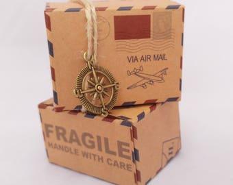 Air Mail Favor Box