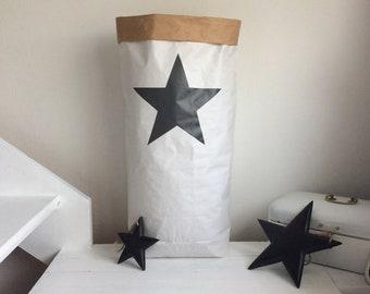 Paperbag for LIVING - STAR 1 - Star - Symbol