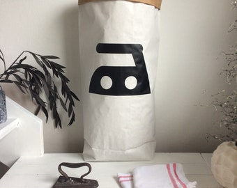 Paperbag for Living-iron