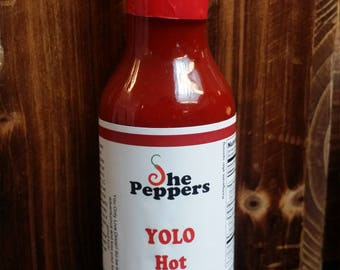 YOLO Hot Sauce