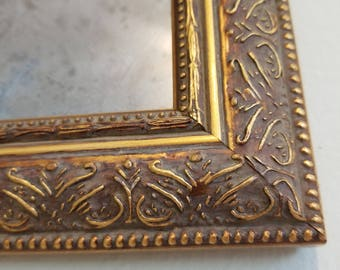 Antiqued Mirror / Distressed Mirror / Vintage Mirror