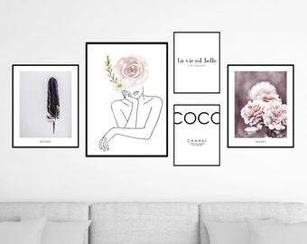 Tumblr room decor | Etsy