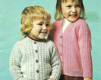 Free knitting patterns children | Etsy