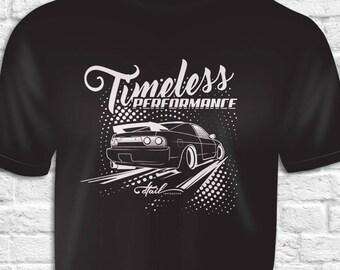 "Nissan S13 ""Timeless performance"" T-shirt"