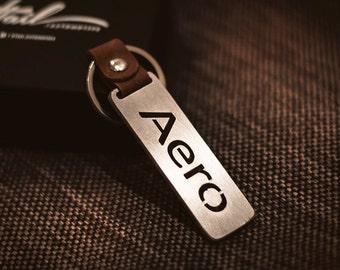 Saab Aero keychain
