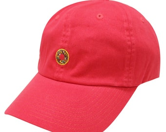 de0669d60a052 Donut Dad Hat in Red