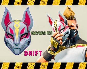 Drift Mask Etsy