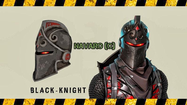image 0 - black nite fortnite