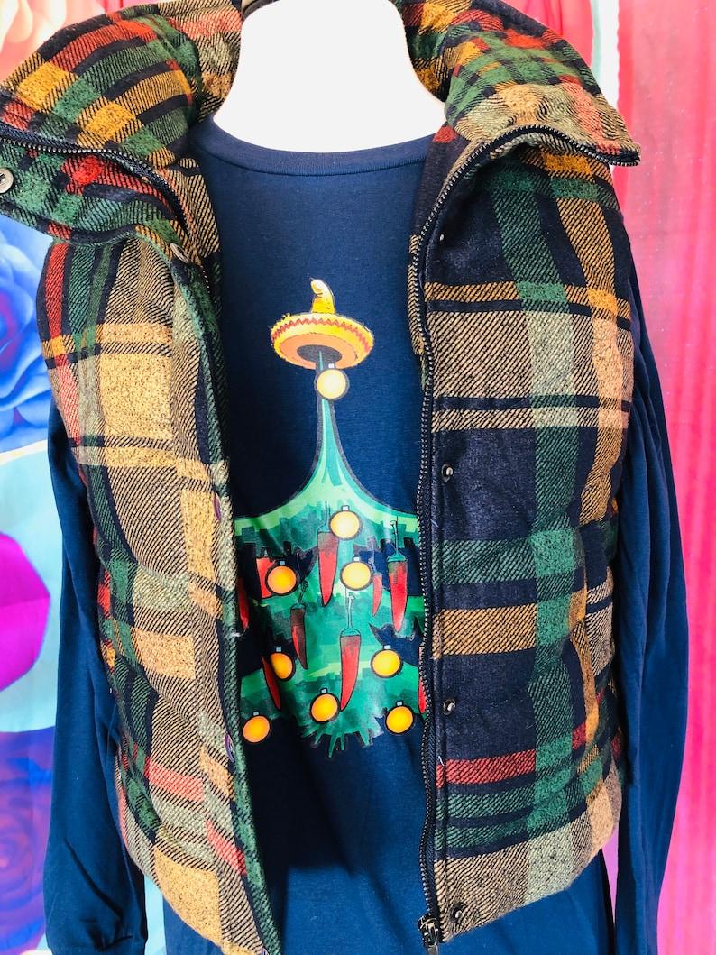 Feliz Navidad Mexican Tee Shirt T-shirt Ladies small medium large xlarge plus