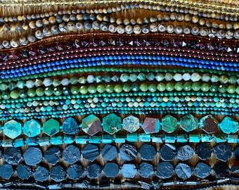 Custom Healing Gemstone Bracelet