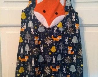 Foxy romper
