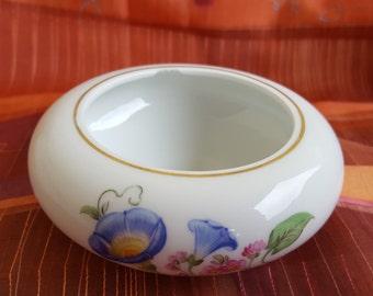 Meissen porcelain socket diameter 12 cm