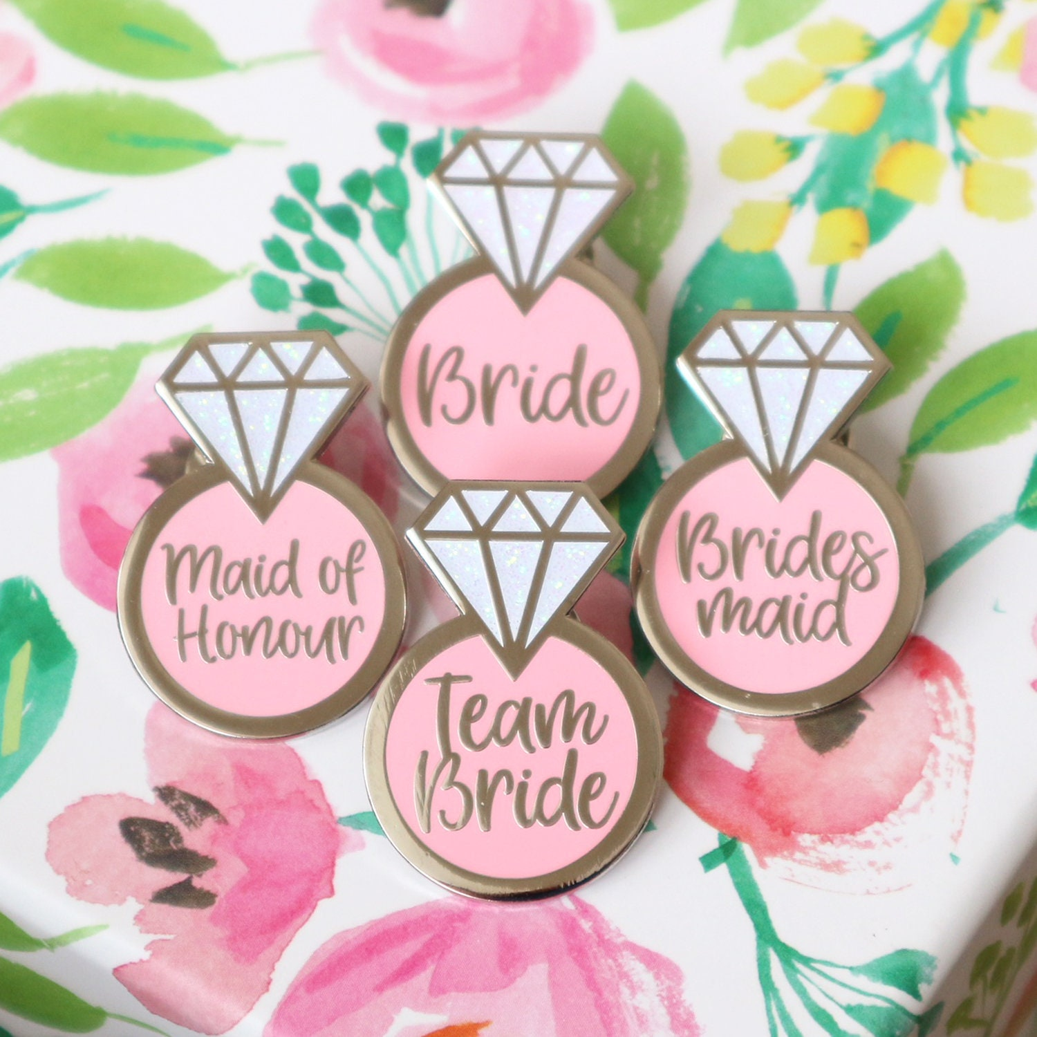 Team bride badges / Hen party badges / Hen do badges / Bride | Etsy