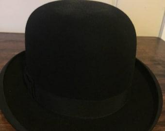 Vintage Bowler Hat in original Stetson Hat Box b9238305bb9