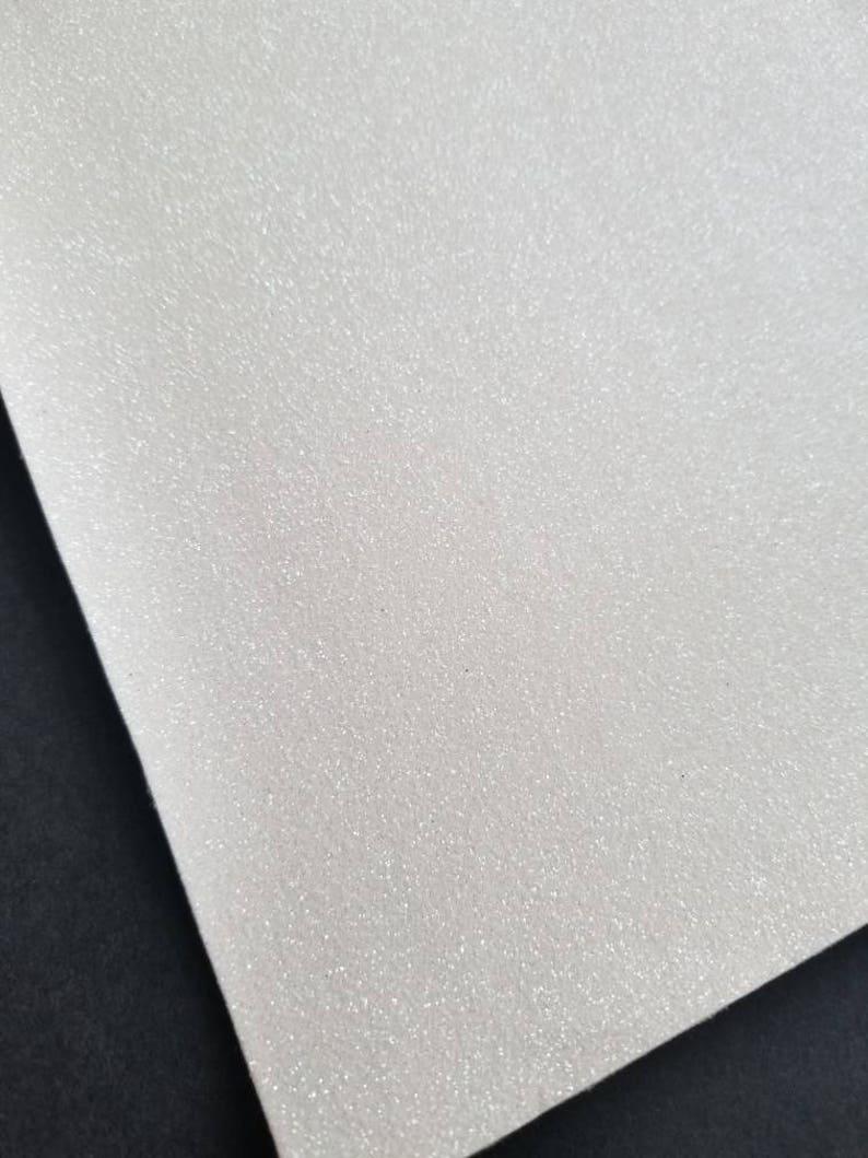 WHITE fine glitter canvas sheet,8x11 canvas sheet,white glitter sheet,white glitter canvas,glitter fabric sheet,glitter fabric material photo
