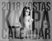 2018  Wall Calendar. Arti...