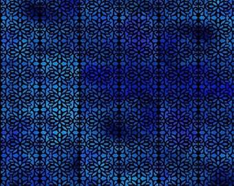 Garnet Fabric A - Floragraphix V by Jason Yenter for In The Beginning Fabrics - 3FGE-3