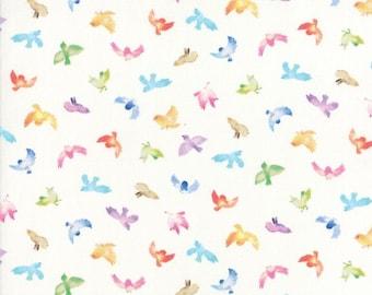 Moda - Flights of Fancy - Momo - 33463.11 - Colorful Birds in Flight - Holiday