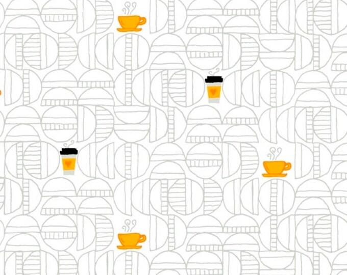 Windham Fabrics - Favorite Things by Sassafras Lane - White Coffee - 52156-2