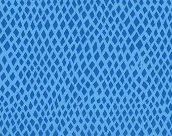 Regan Fabric B - Robert Kaufman Marmalade Dreams by Valori Wells - AVW-17901-82 - Blue Jay