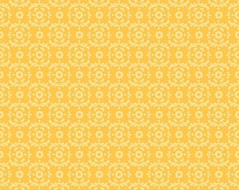 CLEARANCE - Riley Blake -Summer Song 2 by Zoe Pearn - C4624 Yellow