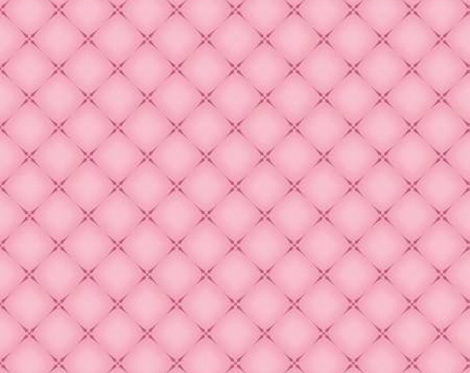 CLEARANCE - Penny Rose Fabrics - English Rose by Penny Rose Studio - C6974 Pink