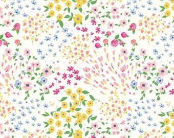 Riley Blake Designs - Poppy & Posey by Dodi Lee Poulsen - C10581-Cloud
