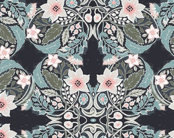 Art Gallery Fabrics - Picturesque by Katarina Roccella - Ornatile Deep - PIC-29455