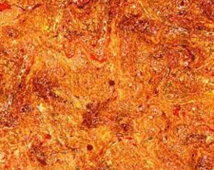 CLEARANCE - Robert Kaufman - Chromatic - SRKD-18145-146 - Mango