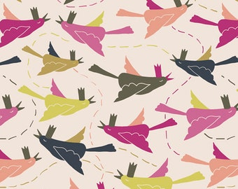 Art Gallery Fabrics - Pollinate by Jessica Swift - Windsong - PLN-94502