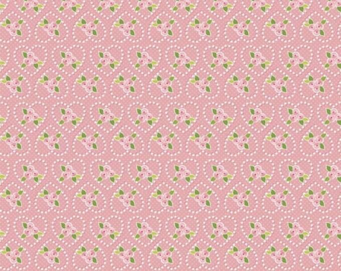CLEARANCE - Riley Blake - Kewpie Love - C5823 Pink