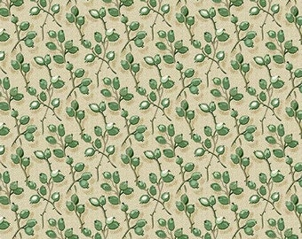 Andover Fabrics - Evergreen by Laundry Basket Quilts - 9176-GL - Reproduction