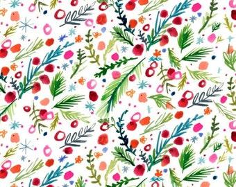 Dear Stella Fabrics - Best in Snow by August Wren - STELLA DAW1207 - Holiday / Seasonal