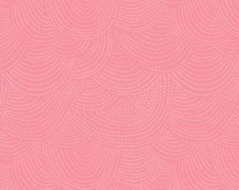 Viola Fabric F and Binding - Dear Stella You're Kitten Me - STELLA-SRR512 Lotus