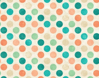 Northcott Fabrics - Spot On - Aegean Sea (22606 63) - Blender